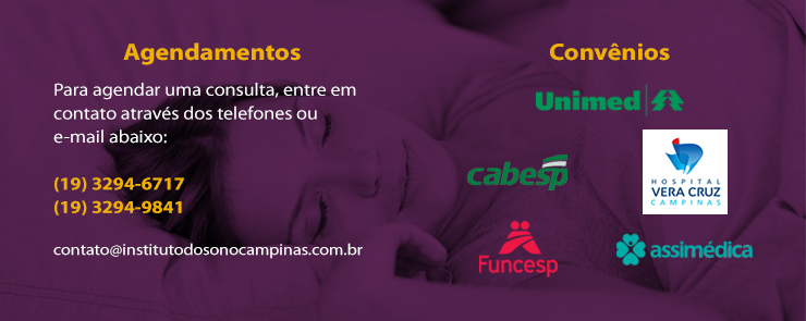 Instituto do Sono Campinas- Agendamento